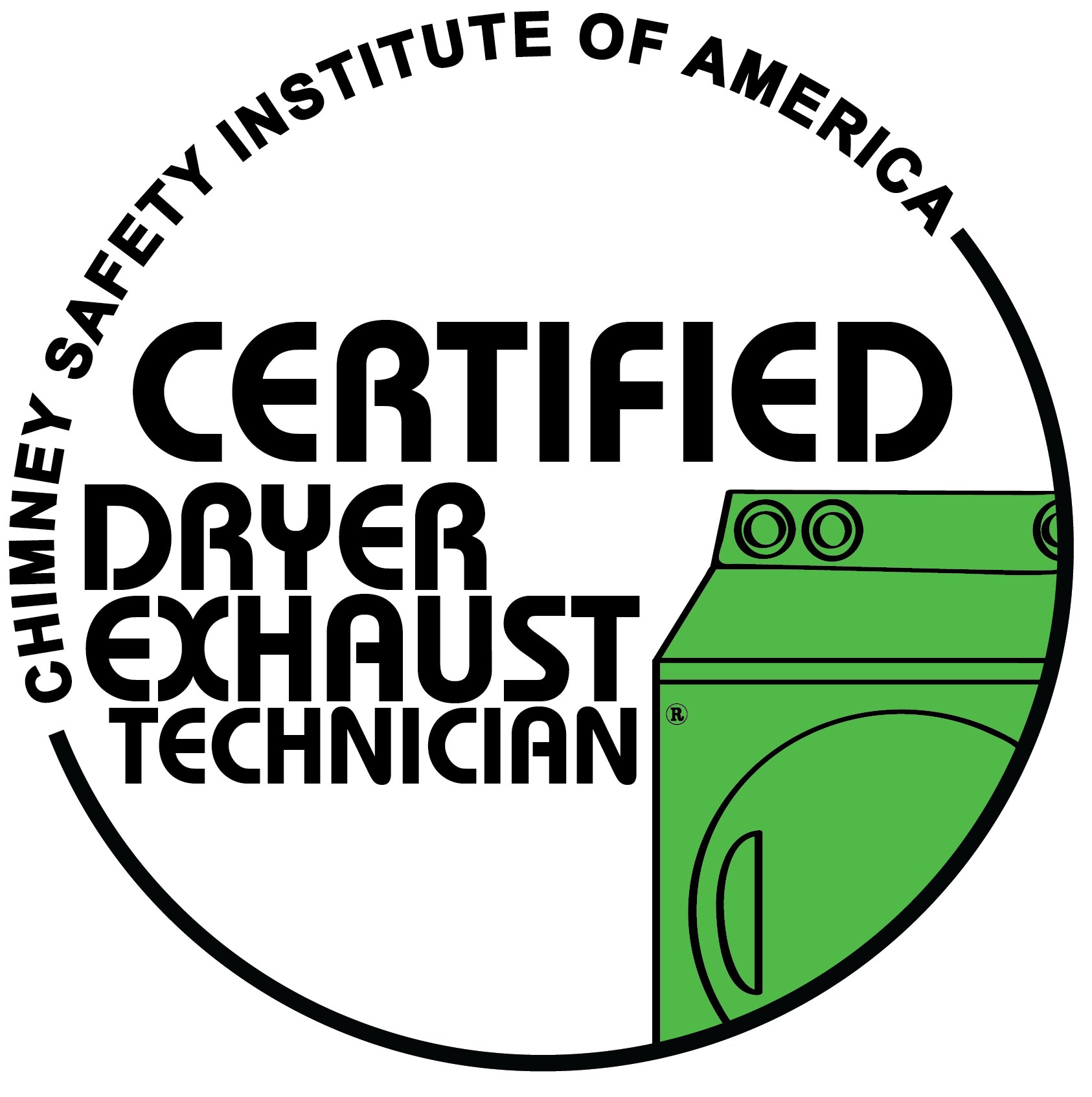 Csia Certified Dryer Exhaust Technician Review Exam Portland